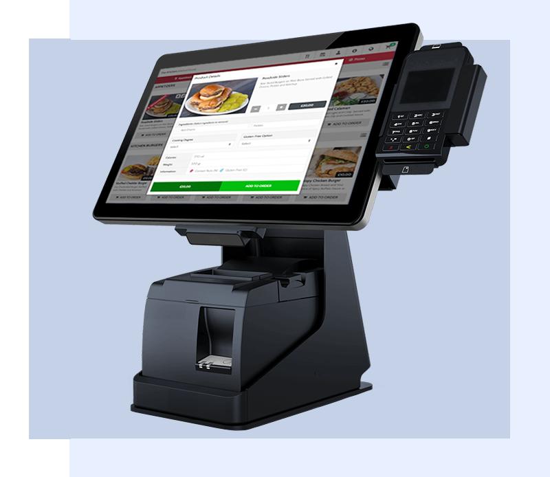 E-Menu - Digital Restaurant Menu - RestApp