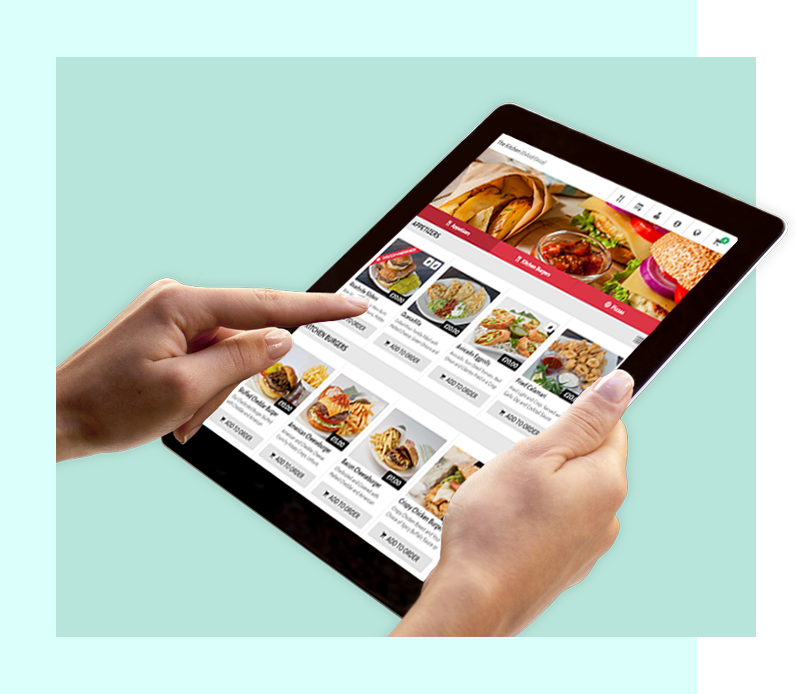 E-Menu - Digital Restaurant Menu - RestApp